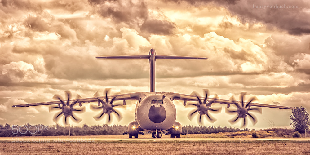 Photograph a400m by Henry von Huch on 500px