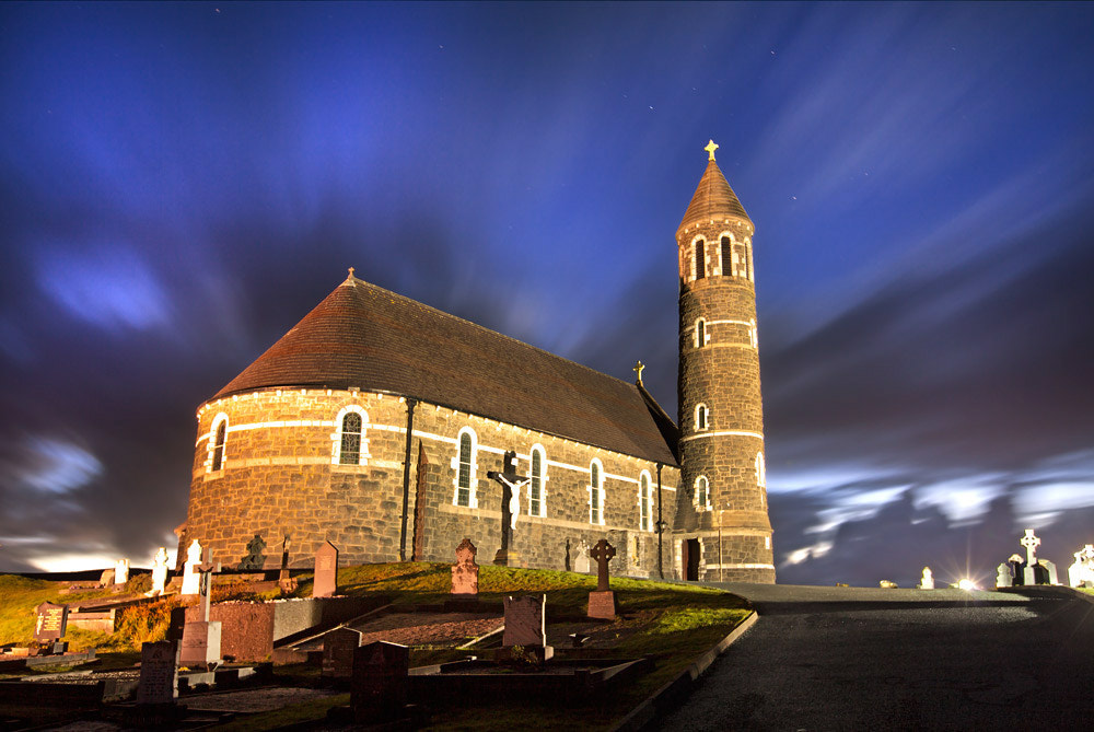 Photograph Sacred Heart Chapel by Stephen Emerson on 500px