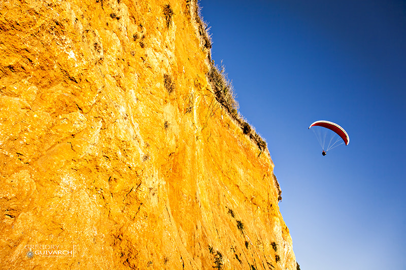 Photograph Paraglide by Gregory Guivarch on 500px