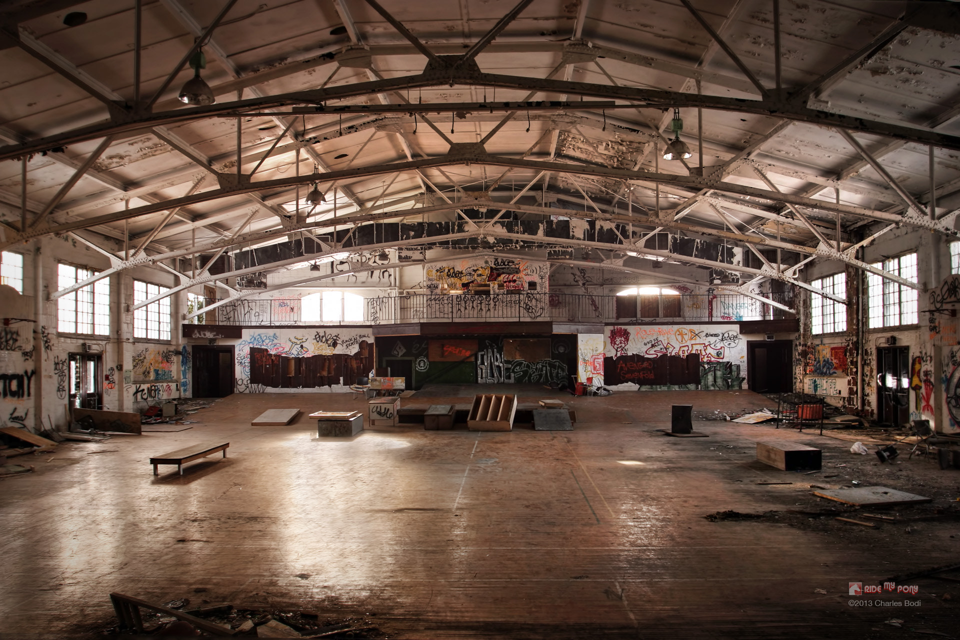 Photograph Gym by Charles Bodi on 500px