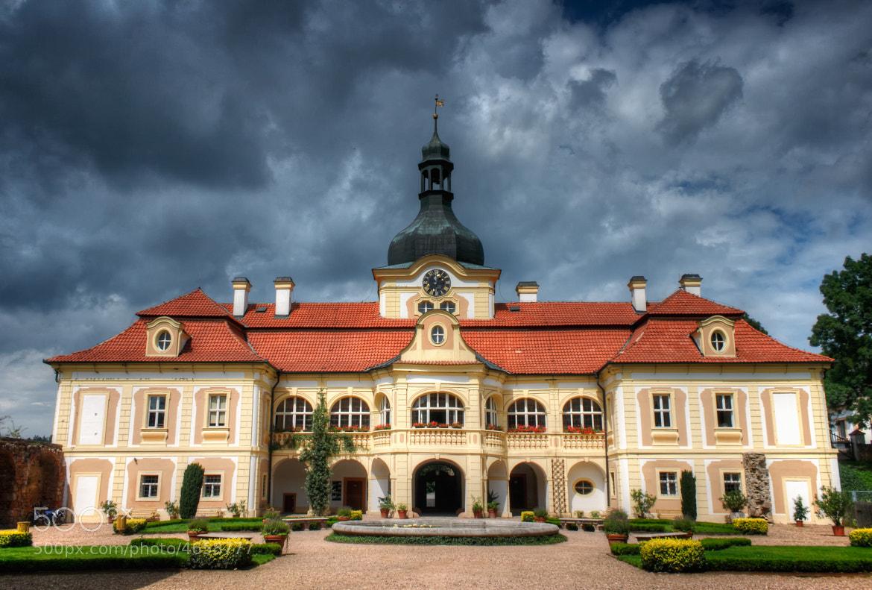 Photograph Castle Nebílovy by DOF Factory on 500px