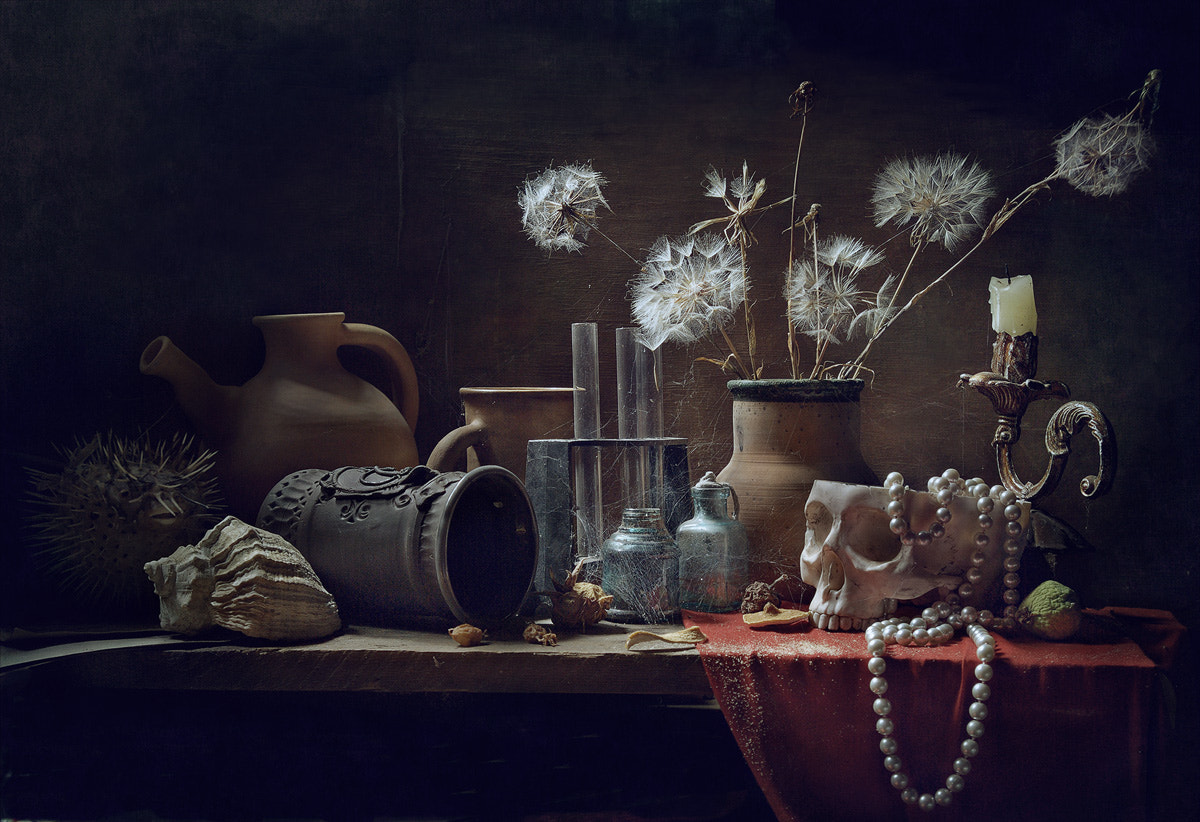 Photograph Vanitas by Anatoly Che on 500px