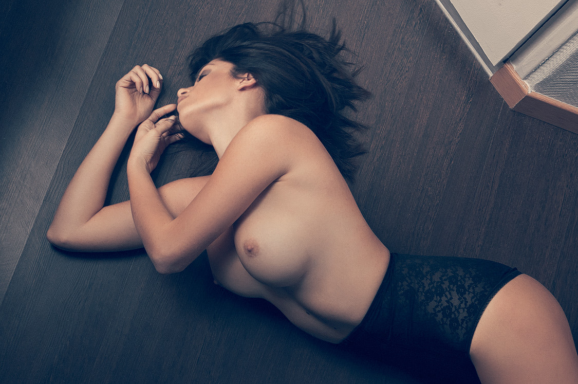 Photograph Sensuality by Ludovic Taillandier on 500px