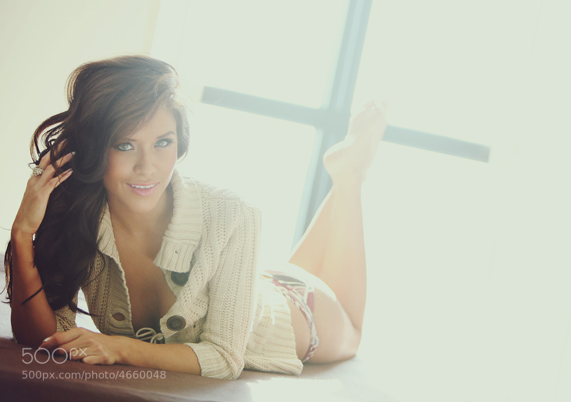 Photograph Erika C by Troy Huynh on 500px