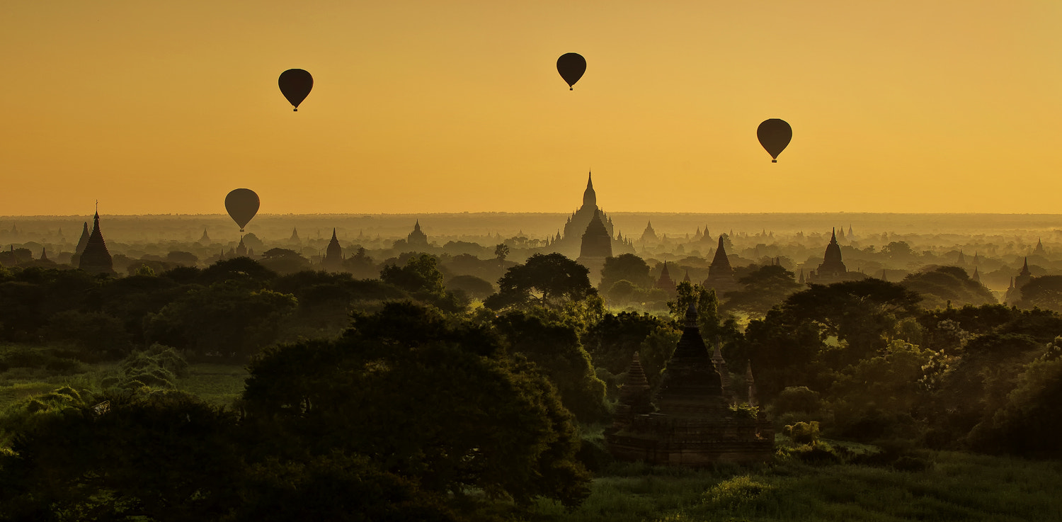 Photograph Another view of Bagan by Christian S. Tjandra on 500px