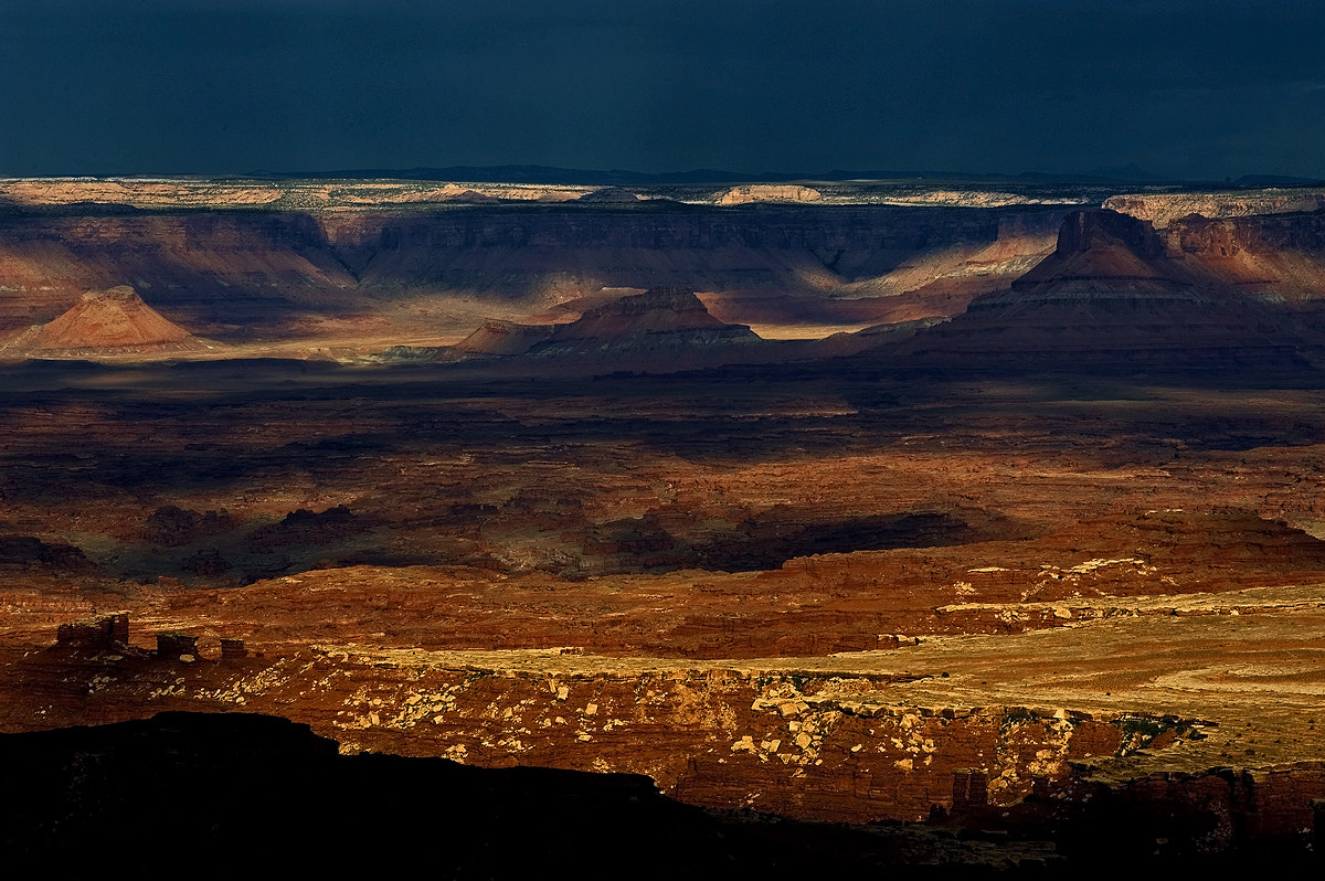 Photograph Shadowplay over the Canyonlands by Michael Hubrich on 500px