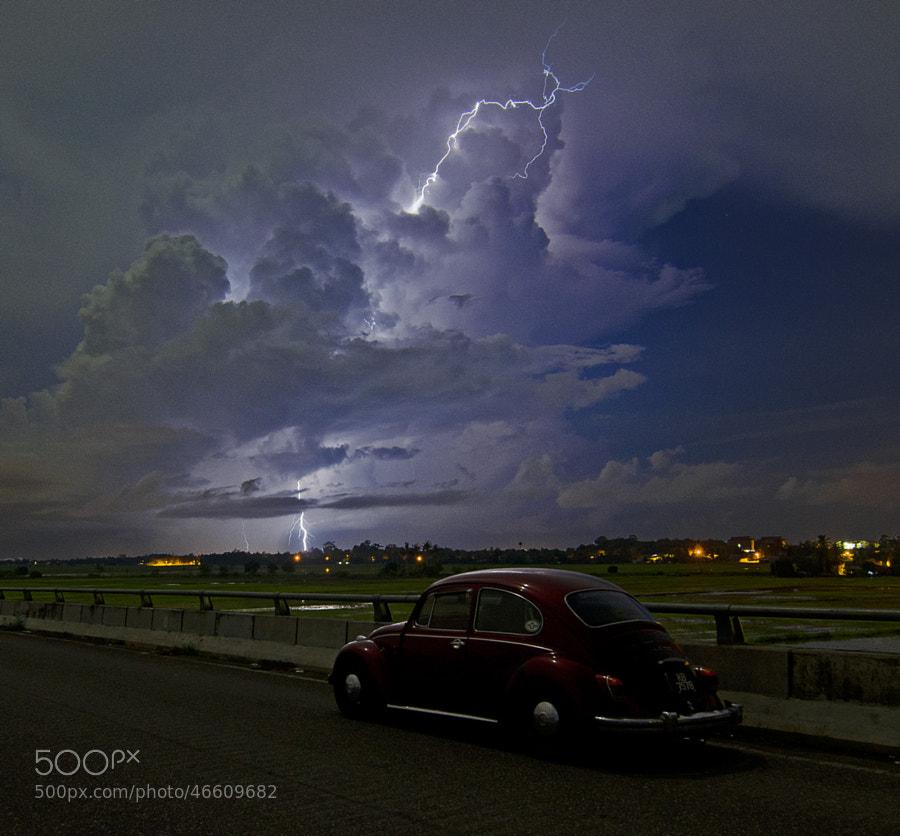 Photograph Art of Lightning by apzul farock on 500px