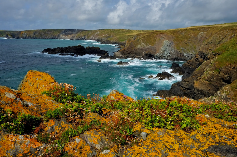 Photograph Cornish view by Michele Galante on 500px