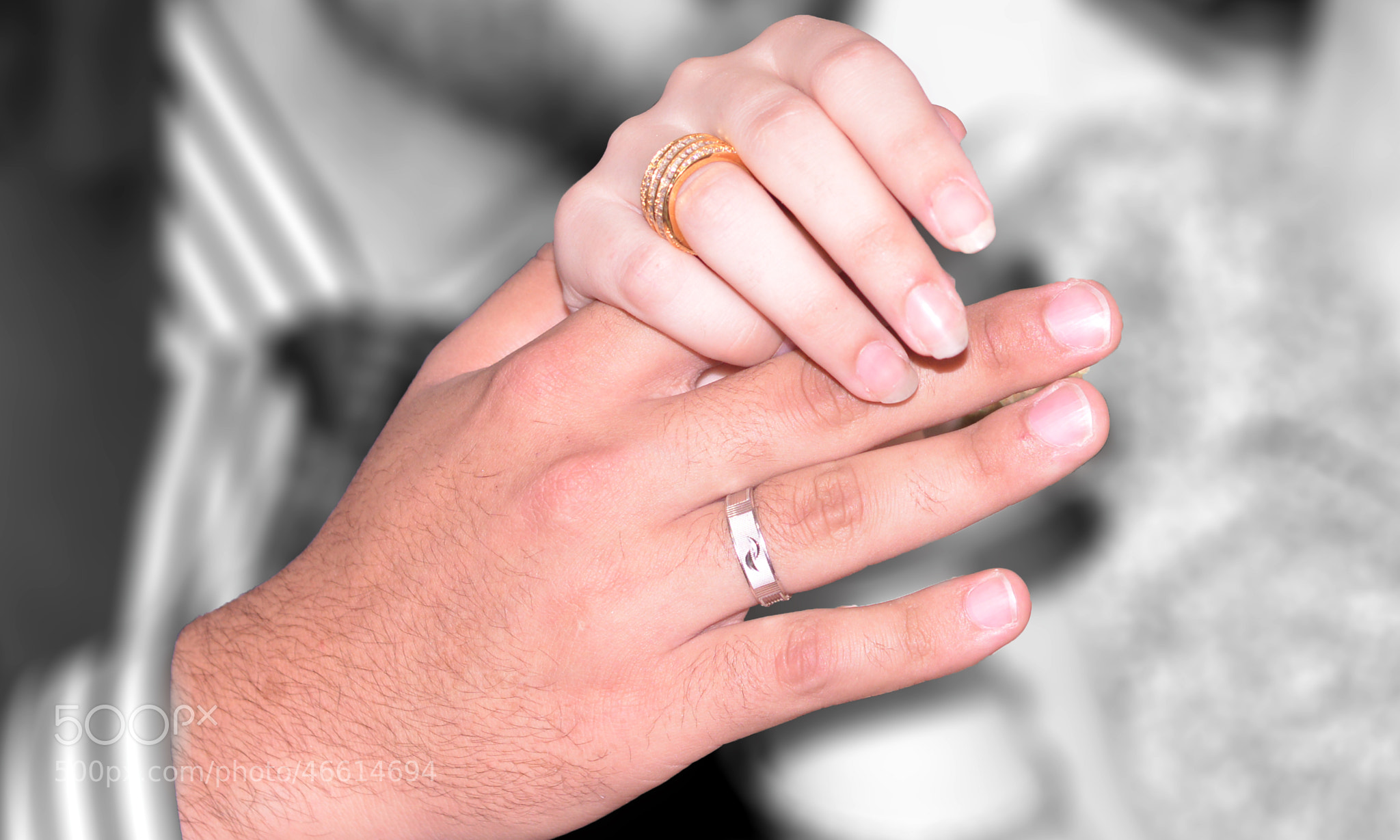 Photograph Engagement Rings by jamil ghanayem on 500px