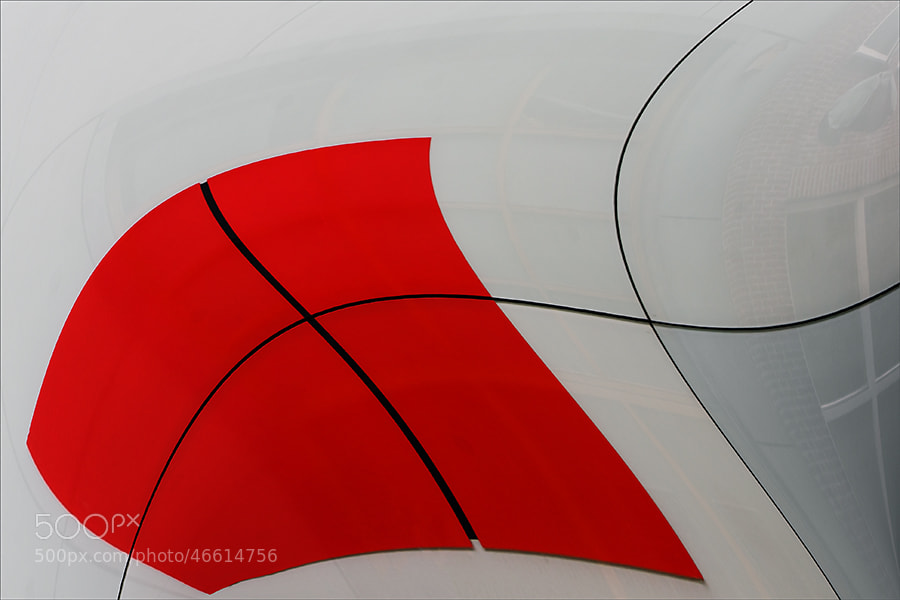 Photograph redlag by Gilbert Claes on 500px