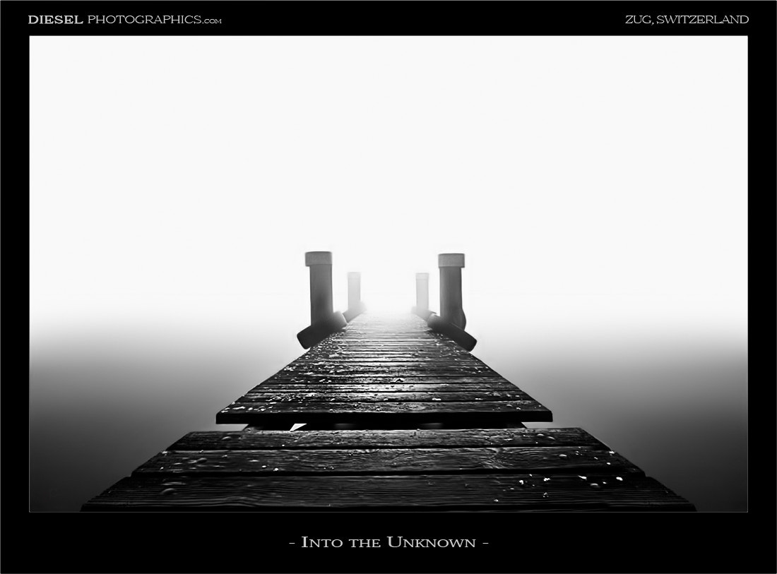 Photograph Into the Unknown by Luke Griffin on 500px