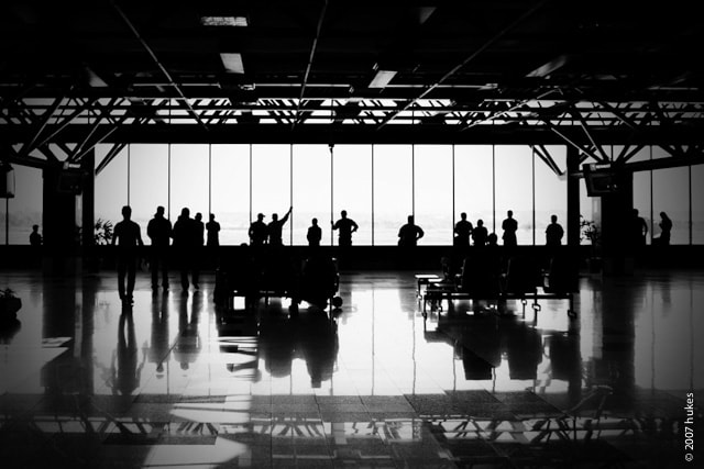 Photograph Planespotters by hukes . on 500px