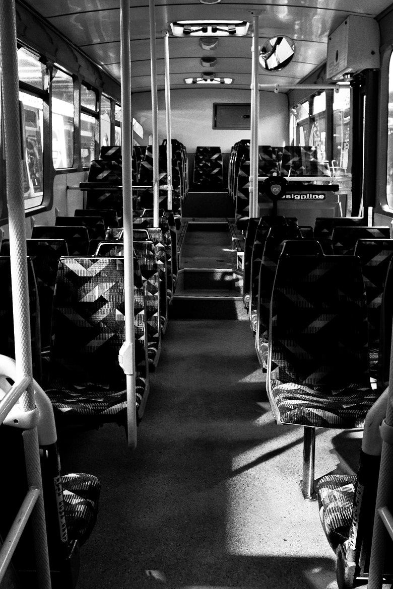 Photograph Empty seats by Kate Griffiths on 500px