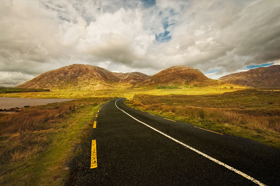 Photograph Roads of Connemara by Lukasz Maksymiuk on 500px