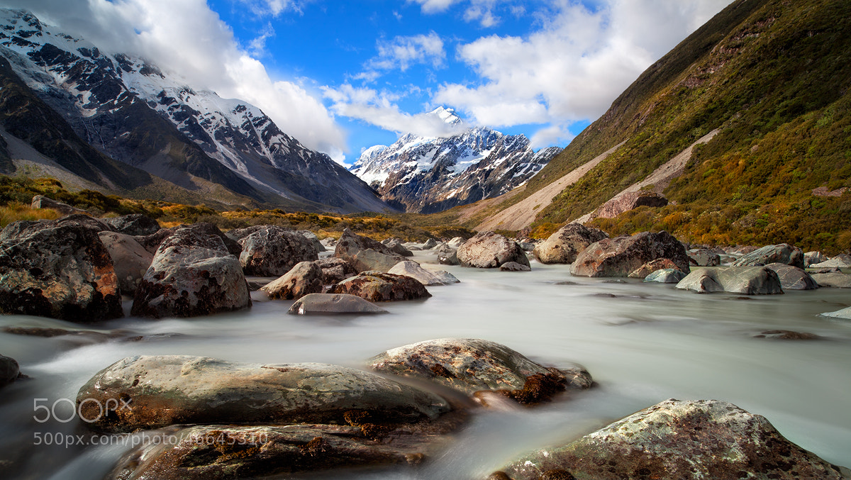 Photograph Mt,Cook by Chef'John  on 500px