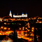 Toledo in long exposure