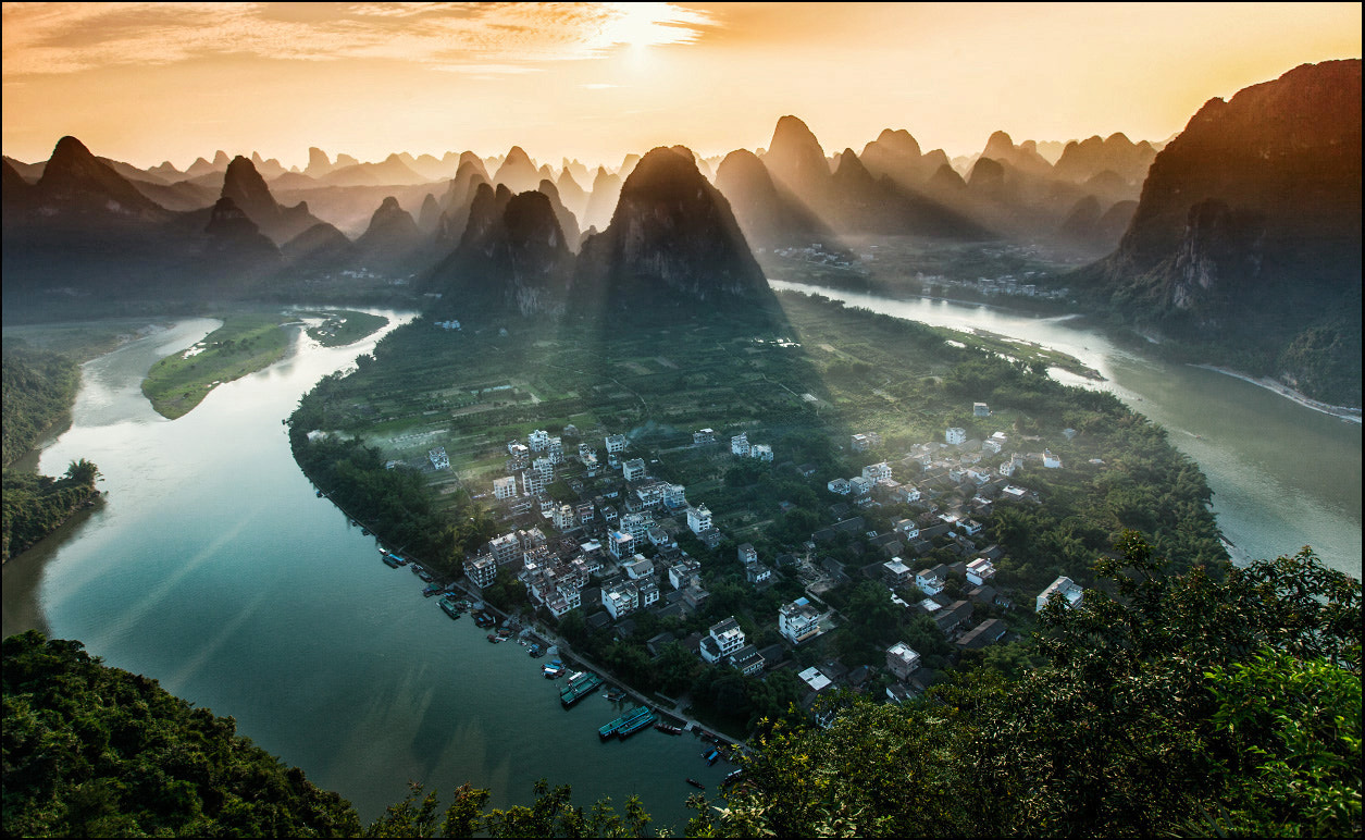 Photograph Xingpin village by Michail Vorobyev on 500px