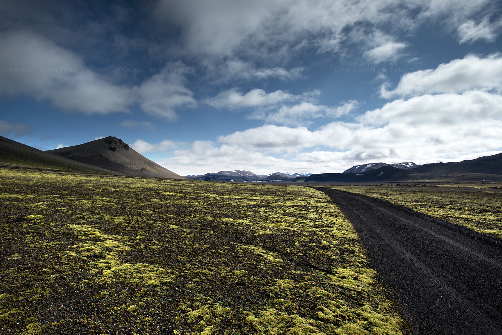 Photograph The Road by Sarah Martinet on 500px
