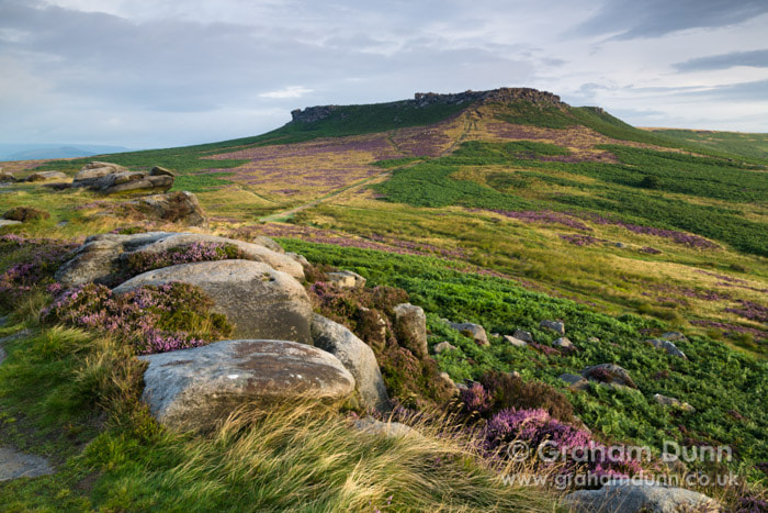 Photograph Higger Tor from Carl Wark - Peak District by Graham Dunn on 500px
