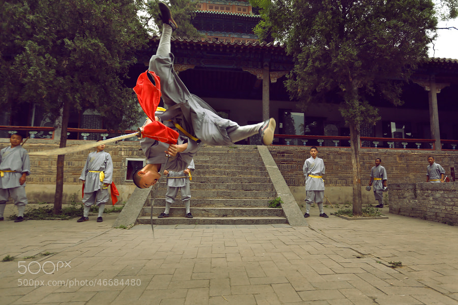 Photograph Kung fu kid#2 by Mark Podrabinek on 500px
