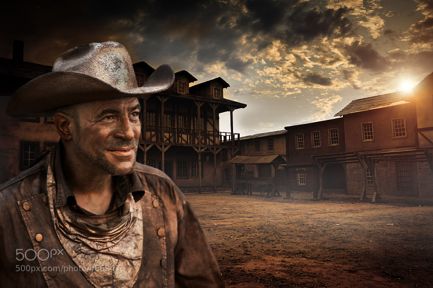 Photograph Wild West by Neil Harsant on 500px