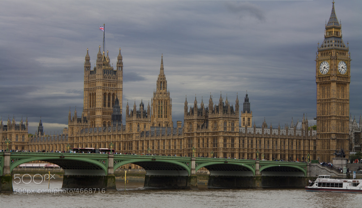 Photograph Parliament by Andy Cavell on 500px