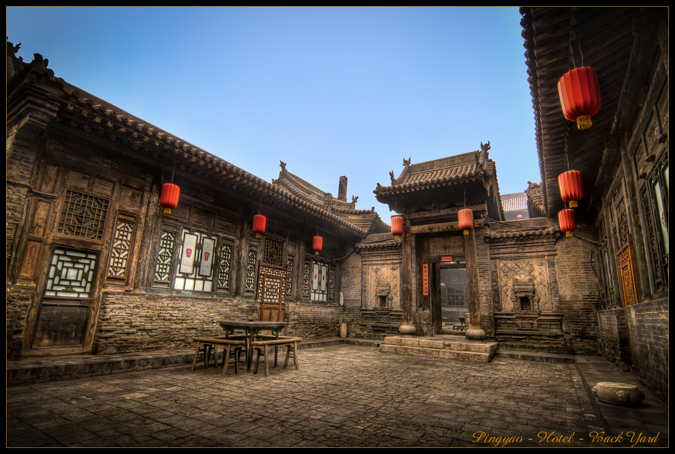 Photograph Pingyao 平遙 (2) - Yide Hotel by PK  on 500px