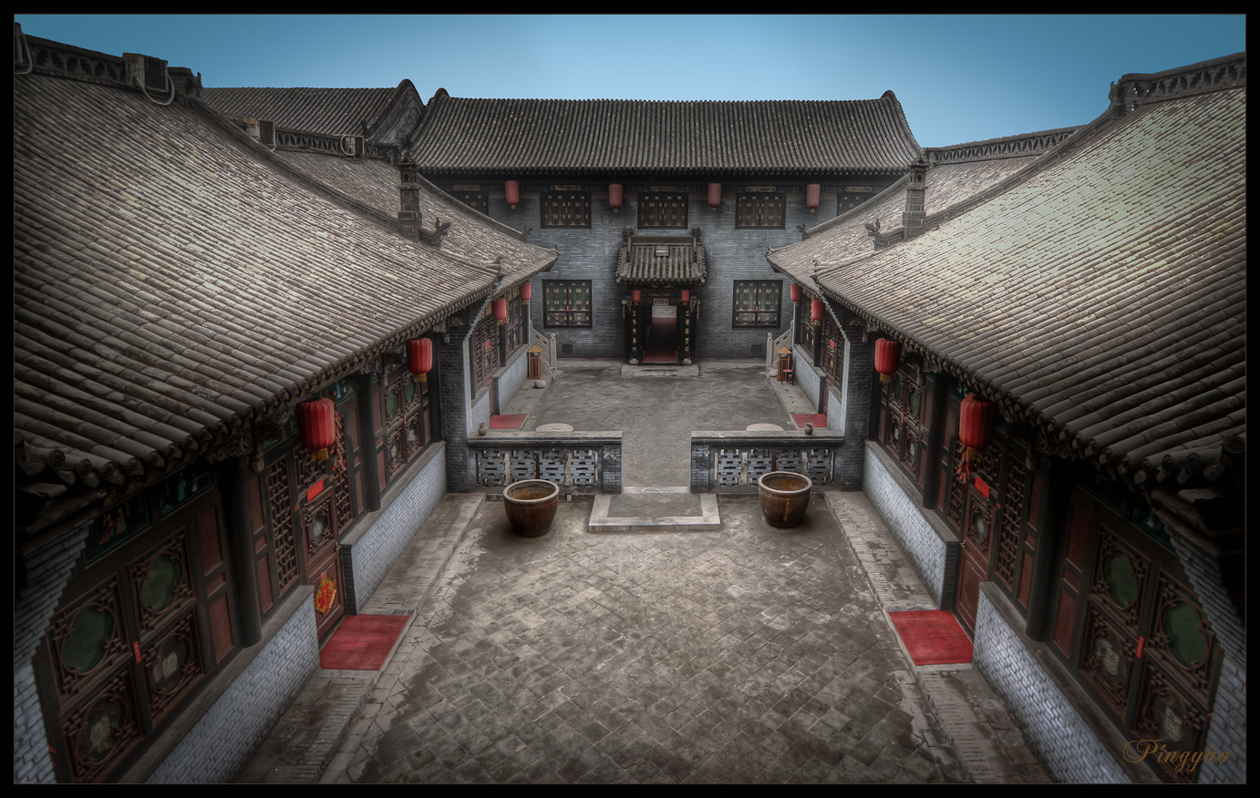 Photograph Pingyao 平遙 (3) by PK  on 500px