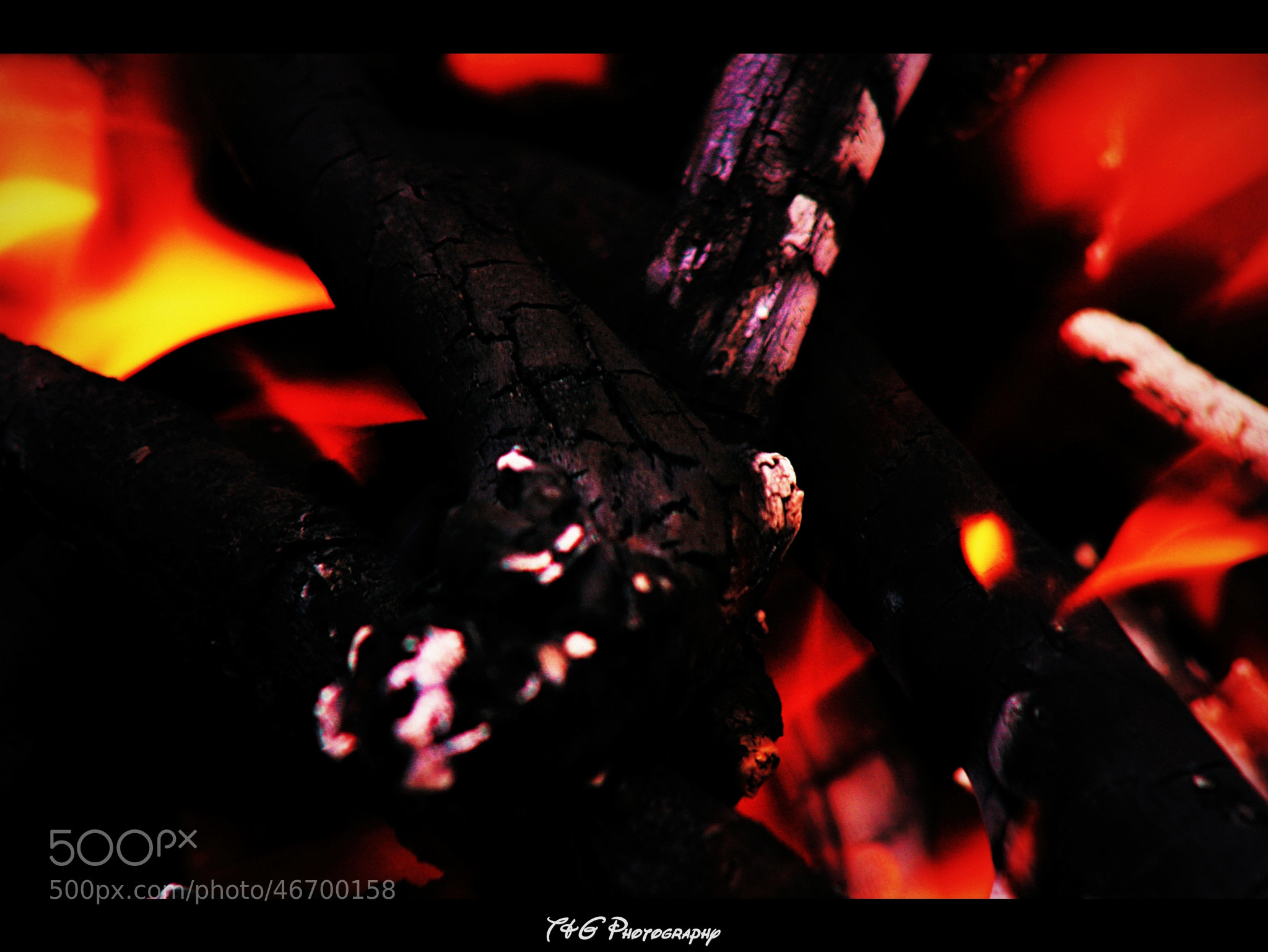 Photograph Burning embers by T&G Photography  on 500px