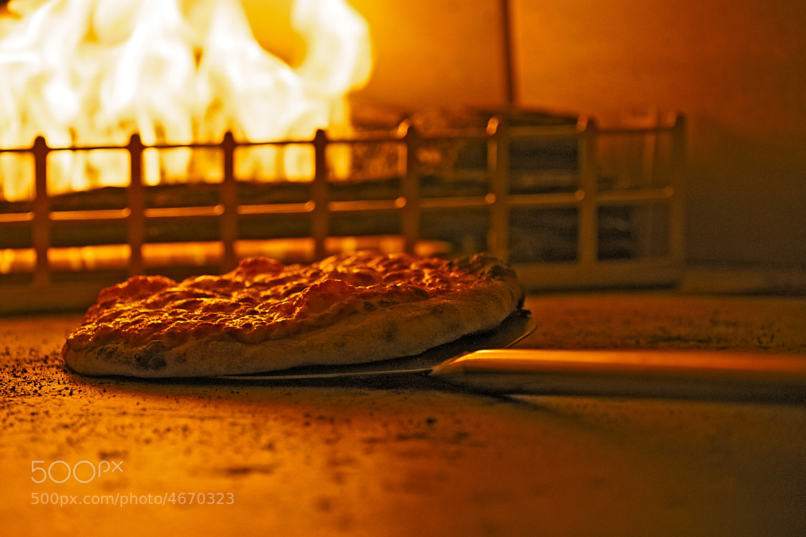 Photograph Pizza by David Donaldson on 500px