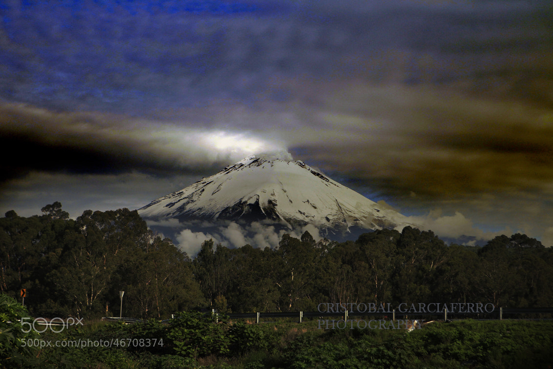 Photograph Popocatepetl by Cristobal Garciaferro Rubio on 500px