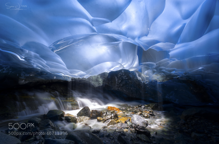 Photograph **Into the Blue** by Sean Yan on 500px