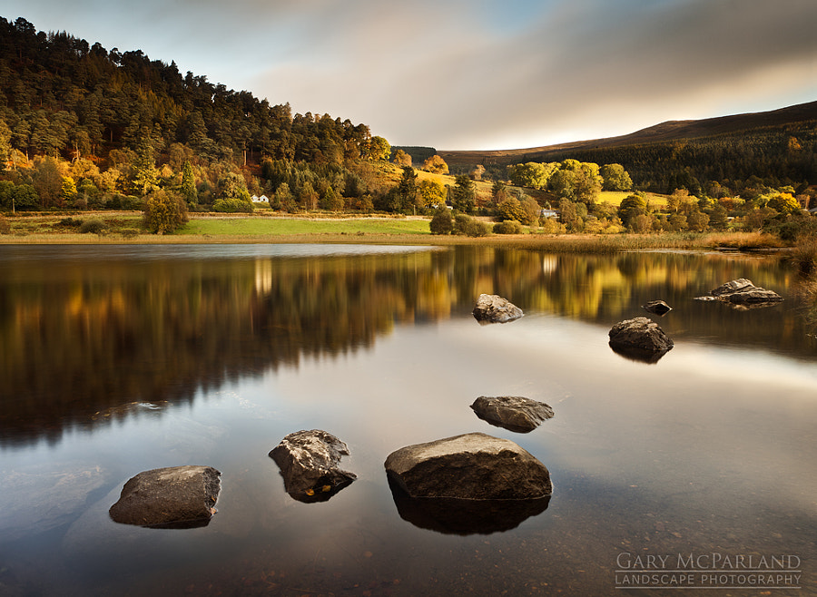 Glendalough Light by Gary McParland on 500px.com
