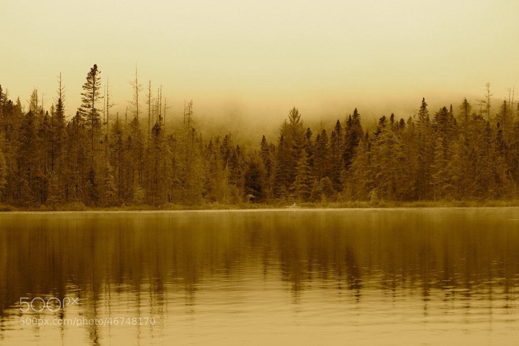 Photograph Helldiver Pond by Evan Williams on 500px