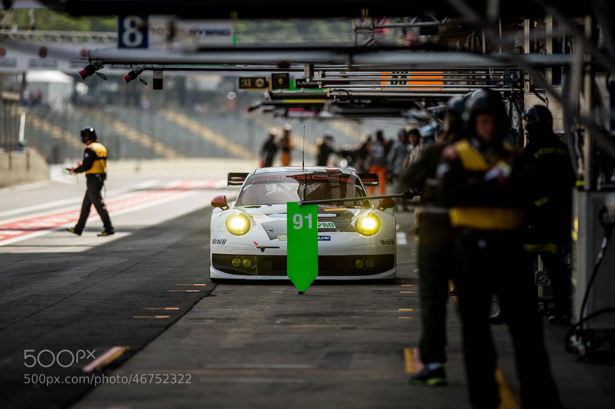 Photograph LeMans 6H of sp - Porsche RSR by Victor Eleutério on 500px