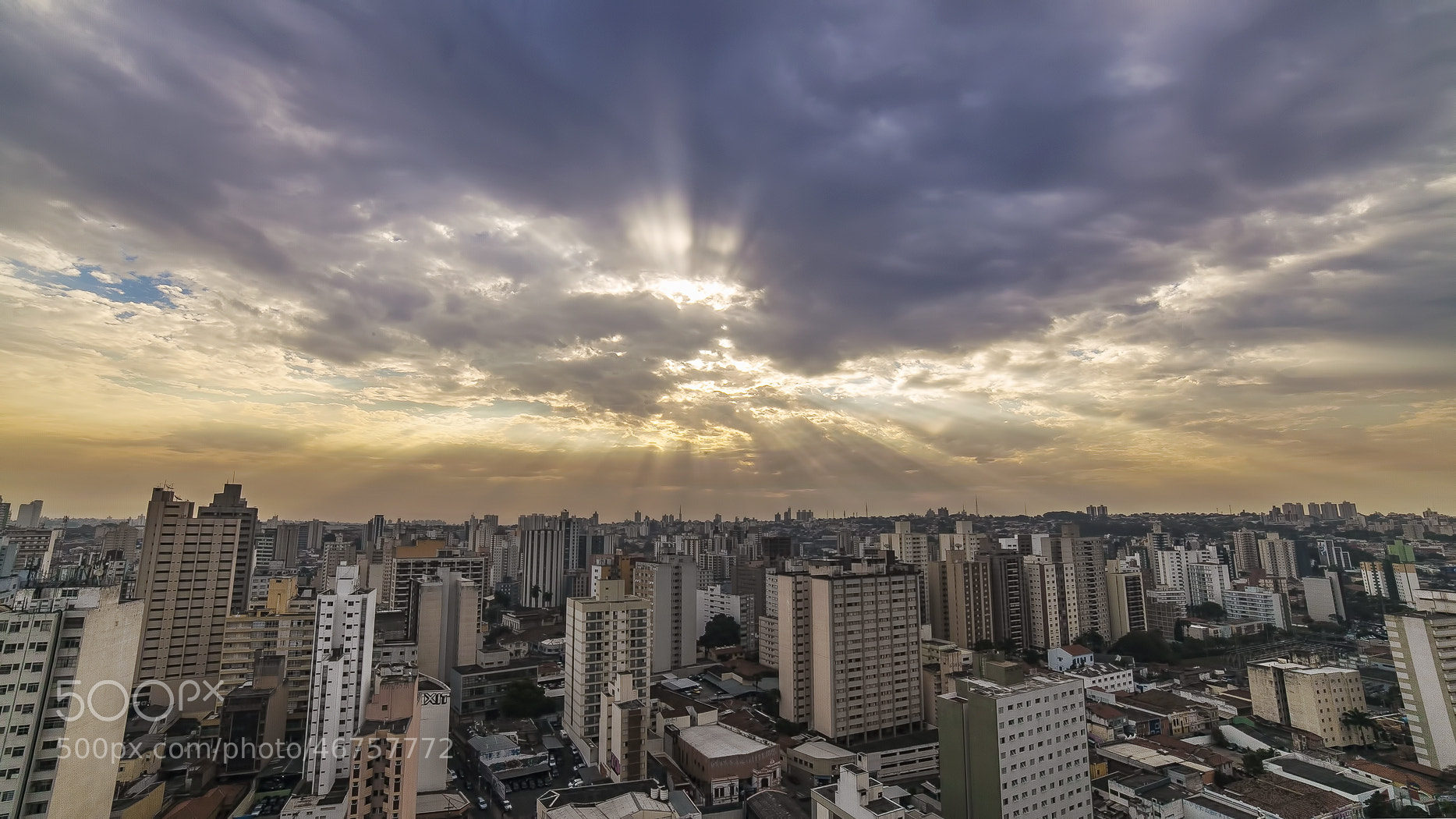 Photograph Campinas city by Rafael Defavari on 500px