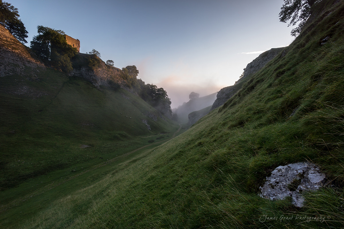 Photograph Cave Dale Sunrise by James Grant on 500px