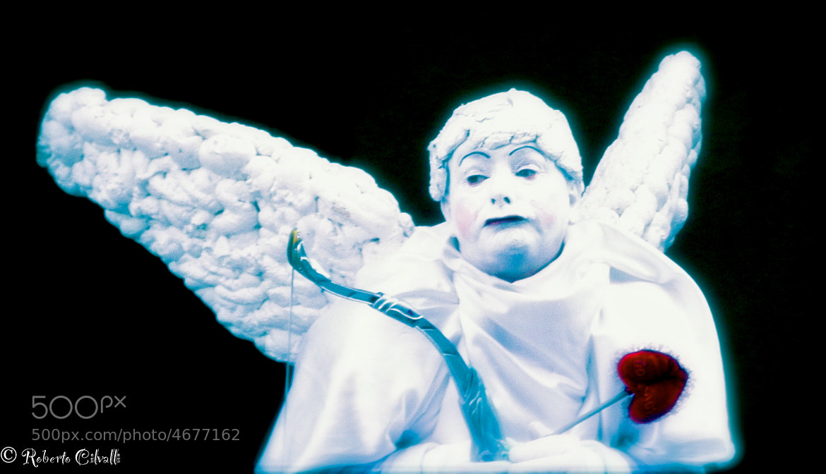 Photograph Cupid pounting by Roberto Cilvalli on 500px