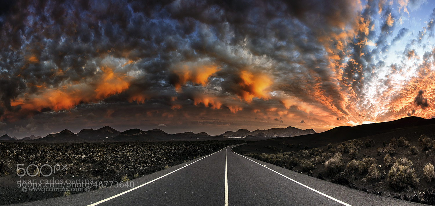 Photograph Road To Mordor by Juan Carlos Cortina  on 500px