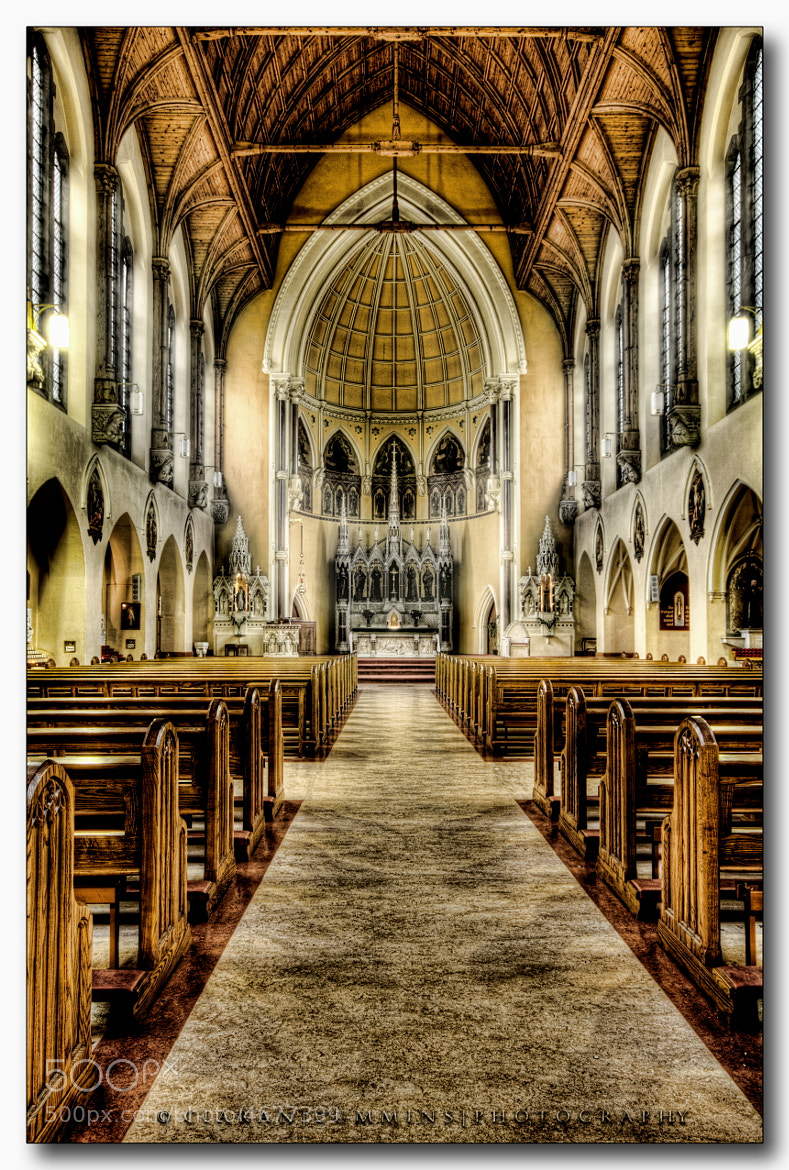 Photograph Capuchin Church by Ciaran Cummins on 500px