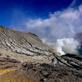 Ijen by Mia Besari (miabesari)) on 500px.com