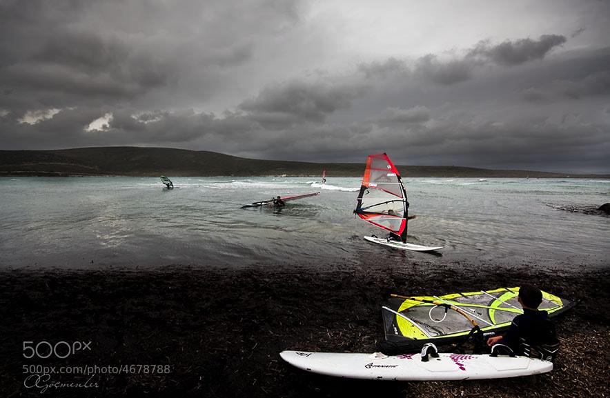 Photograph wind surf by ömer göçmenler on 500px