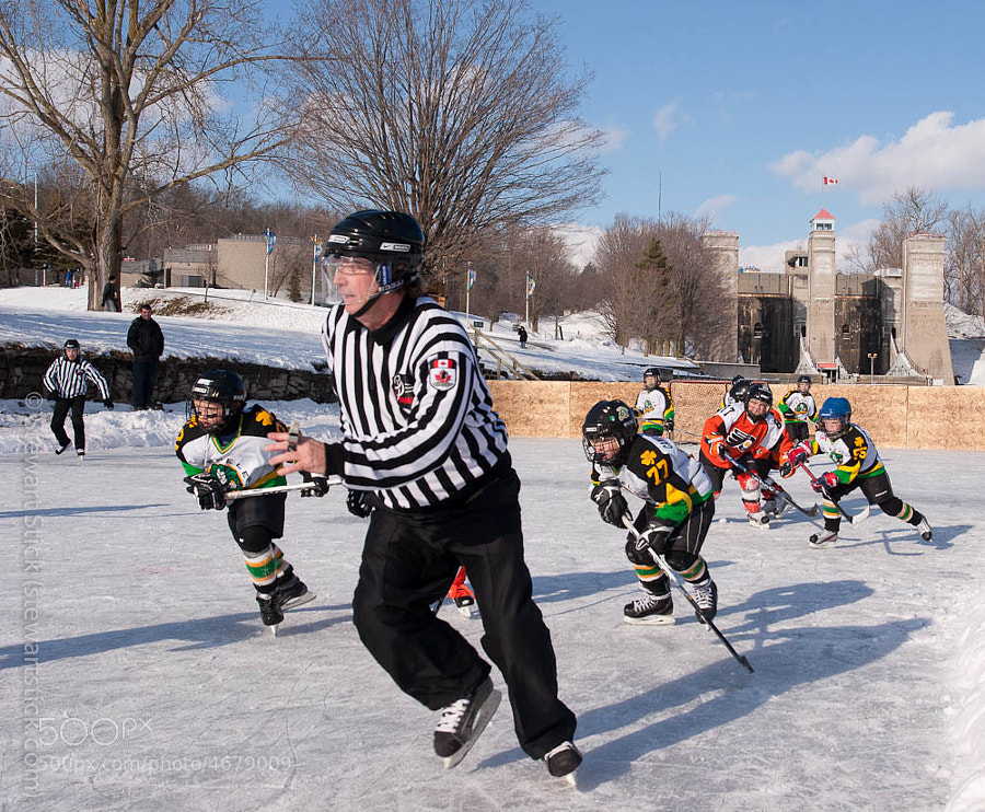 Liftlock Hockey by Stewart Stick (stickshots)) on 500px.com