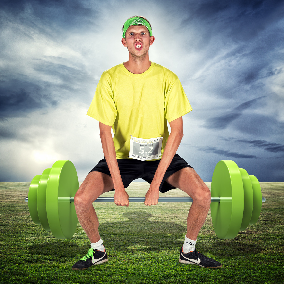 Photograph Just a pro weightlifter (Beerfighter 2/30) by John Wilhelm is a photoholic on 500px