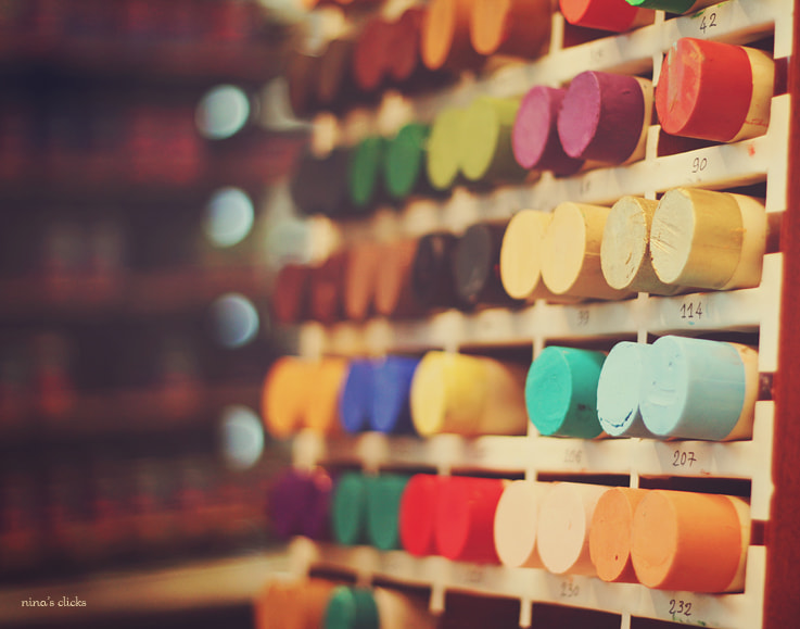 Photograph Pastels by Nina's clicks on 500px