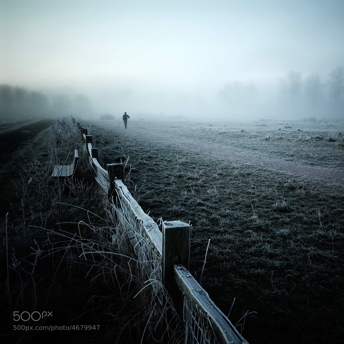 Photograph Morning in Redmond by Sparth (Nicolas Bouvier) on 500px