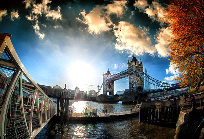 Photograph Tower Bridge, London by Sabrina Marchi on 500px