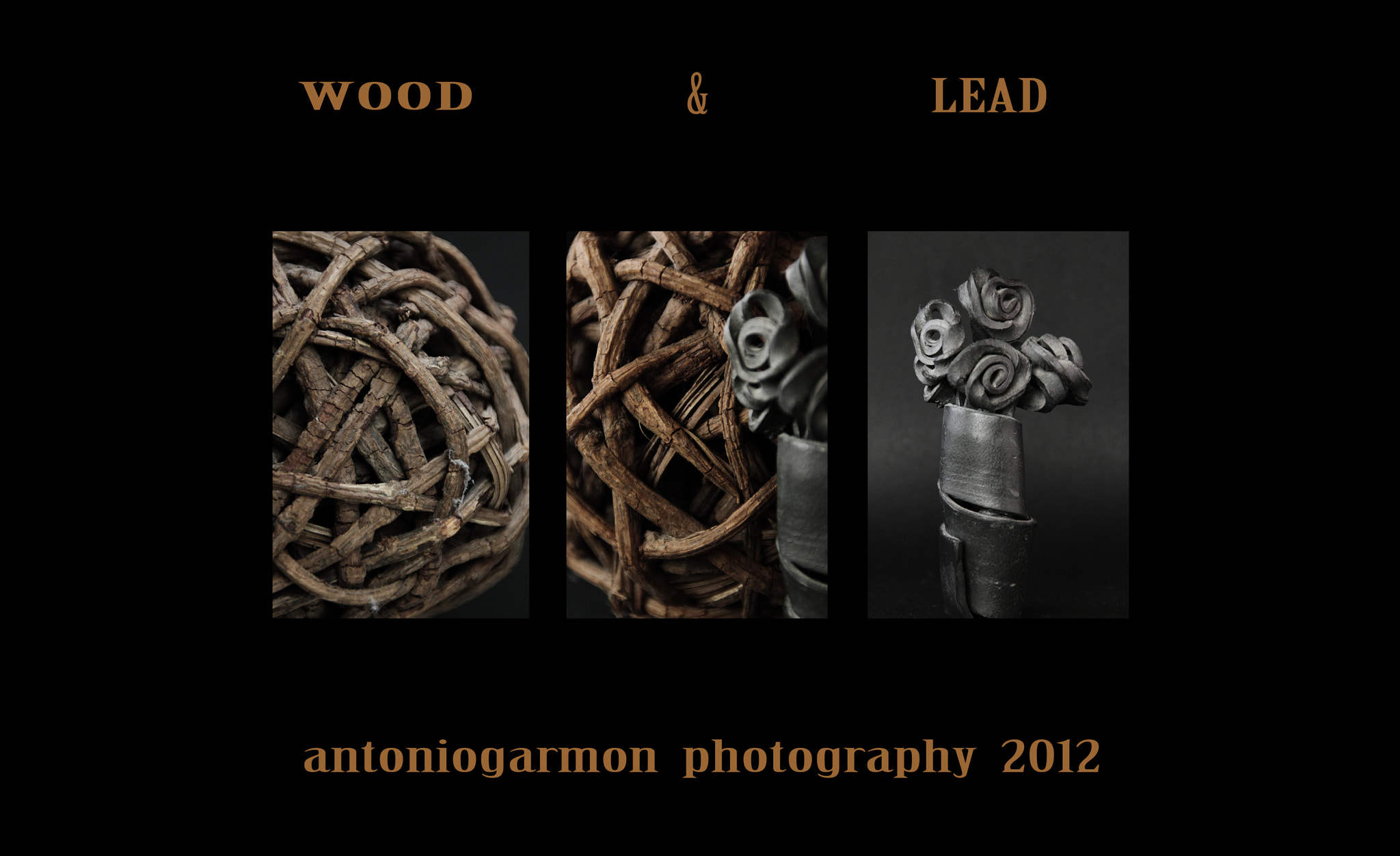 Photograph Wood & Lead by Antonio Garcia on 500px