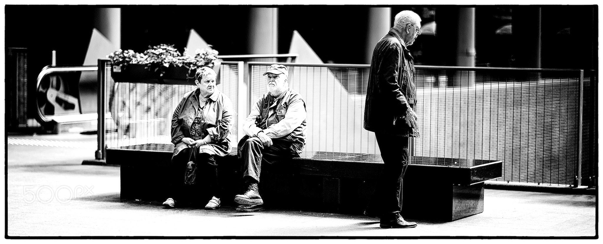Photograph Waiting for Godot by Fouquier  on 500px