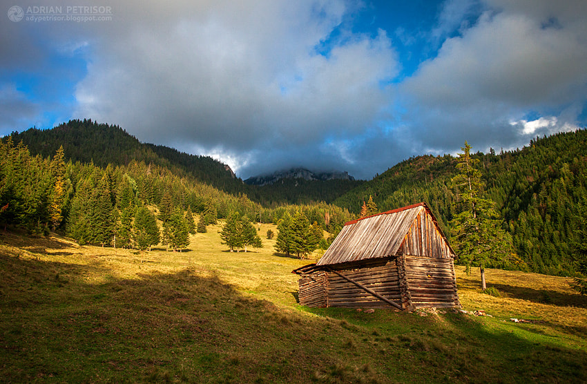 Photograph Under the clouds by Adrian Petrisor on 500px